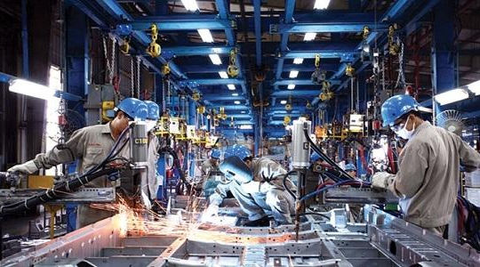 PMI của ngành sản xuất Việt Nam đứng thứ 2 trong ASEAN