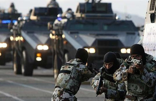 Ả rập Saudi bị nghi dùng xe quân sự Canada đàn áp dân thường