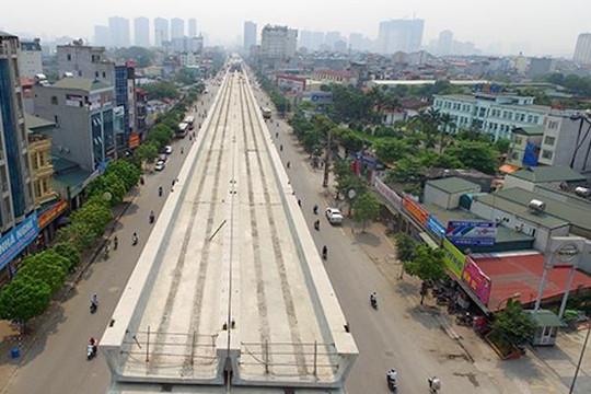 ADB chưa quyết định tiếp tục tài trợ đường sắt đô thị số 3 cho Hà Nội