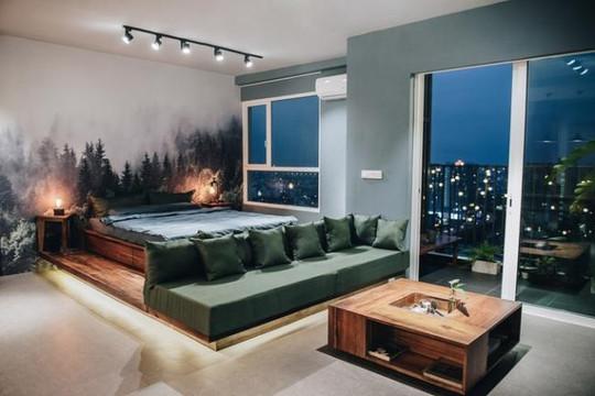 Ngắm căn hộ theo phong cách lạ mắt của NTK Trương Thanh Hải