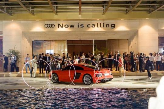 Màn ra mắt ấn tượng của Audi Q5