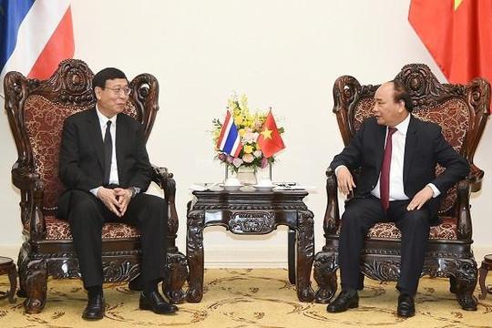 Việt Nam coi trọng hợp tác với Thái Lan