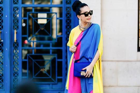 Diễm My gợi ý mặc thanh lịch, trẻ trung với váy áo màu sắc, hoạ tiết