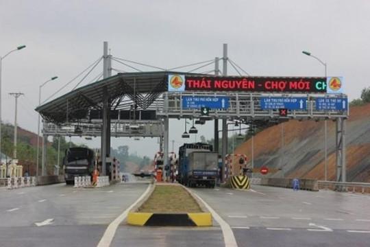 BOT đường Thái Nguyên-Chợ Mới: Sai phạm từ Bộ đến doanh nghiệp