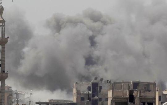 Mỹ không kích làm 42 dân thường Syria thiệt mạng tại Raqqa