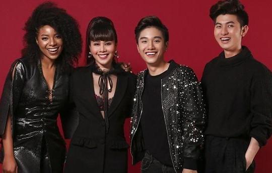 Hoa hậu Hằng Nguyễn làm show thời trang đưa lụa Lãnh Mỹ A trở lại