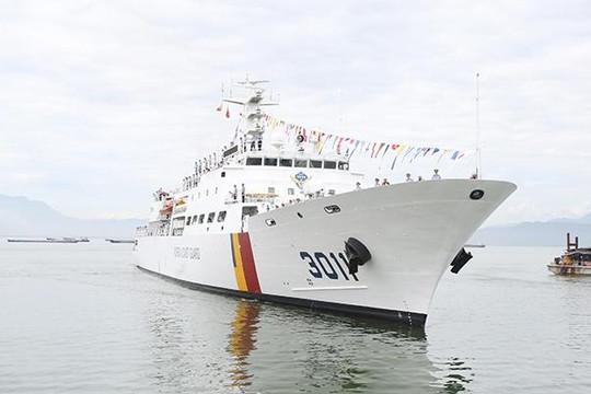 Chùm ảnh Chiến hạm Hàn Quốc tại Đà Nẵng