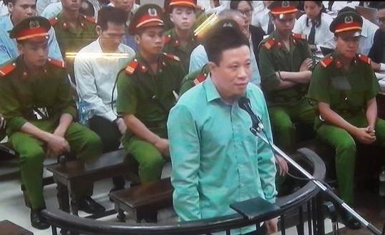 Hà Văn Thắm: Trưởng ban Kiểm soát chưa bao giờ cảnh báo về việc chi lãi ngoài