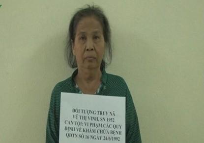 Bắt nữ y tá làm chết người sau 25 năm trốn truy nã