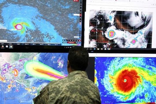 Bão Irma mạnh lên cấp 5, sắp tấn công nước Mỹ