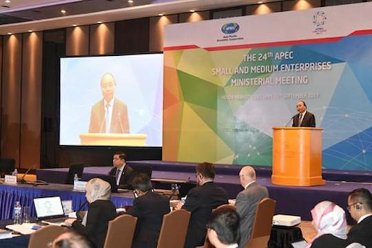 Thủ tướng đề nghị lập quỹ hỗ trợ DN nhỏ và vừa tham gia chuỗi giá trị toàn cầu