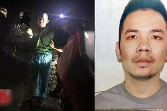 Ảnh tử tù Nguyễn Văn Tình thất thần khi bị bắt