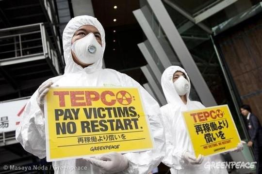 Công ty Nhật phải bồi thường thảm họa nhà máy điện hạt nhân