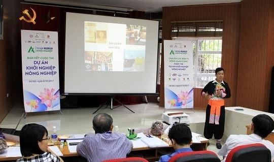 Cuộc thi khởi nghiệp Nông nghiệp lần 3: Cơ hội xuất khẩu nông sản sạch