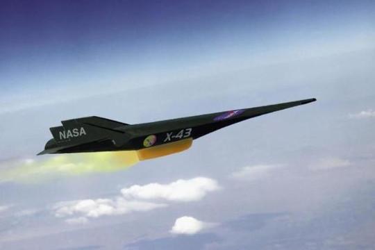 NASA nghiên cứu vật liệu chế tạo máy bay siêu thanh