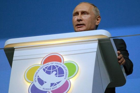Ông Putin kêu gọi những nhà khoa học Nga thành đạt ở nước ngoài trở về