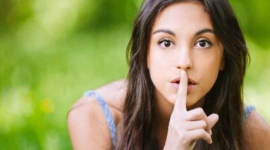 Phụ nữ giữ bí mật được trong bao lâu?