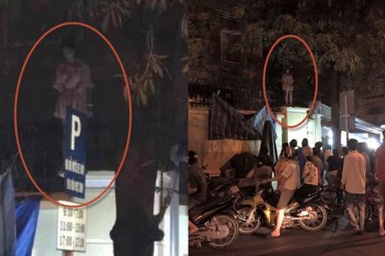 Thực hư cô gái mặc váy treo cổ tự tử trên tường trường học ở Nha Trang giữa đêm