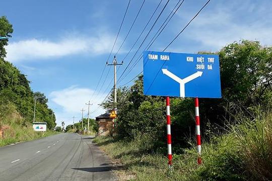 Lô biệt thự L09 trên bán đảo Sơn Trà không phải 'mật'
