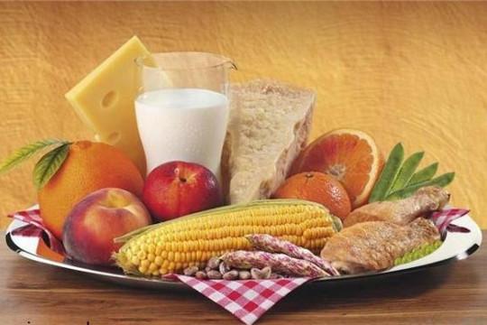 Thực phẩm đánh tan mỡ bụng hiệu quả