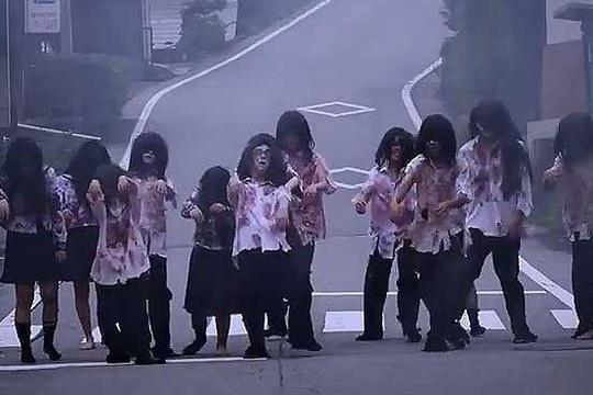 Bên trong ngôi làng xác sống ma quái ở Nhật Bản