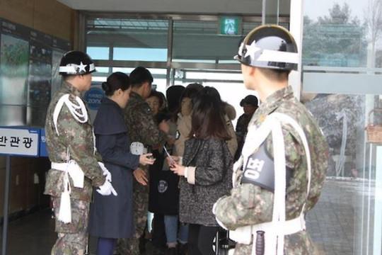 Hàn Quốc bắt một người Mỹ định vượt biên sang Triều Tiên