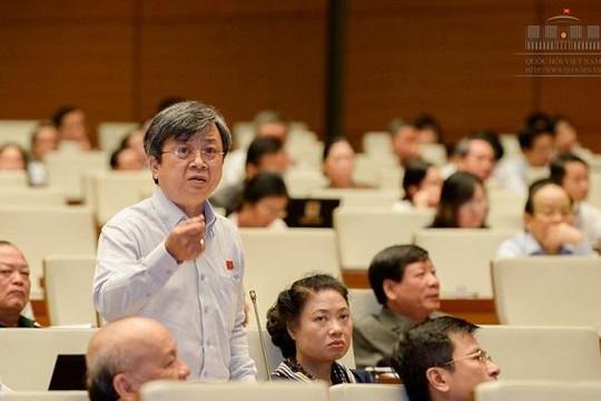 Đại biểu Trương Trọng Nghĩa: Các quan chức có dám thề không tham nhũng hay không?