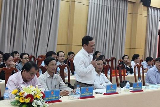 Quảng Ngãi: Sẽ tập huấn để đại biểu HĐND mạnh dạn chất vấn