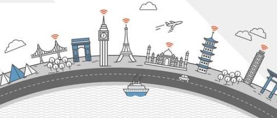 Rộ dịch vụ cho thuê cục phát wifi quốc tế