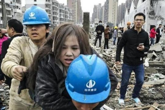 Nổ lớn ở nhà máy Trung Quốc, ít nhất 2 người thiệt mạng