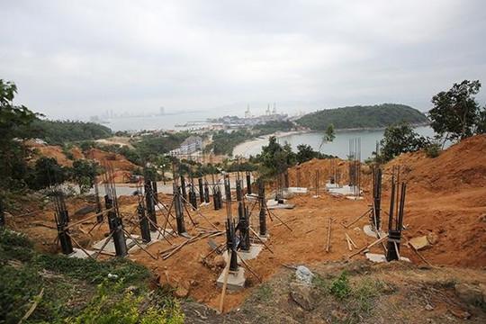 Dừng giao dịch bất động sản tại bán đảo Sơn Trà để thanh tra