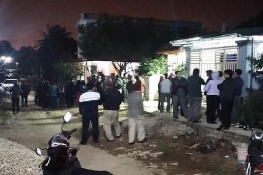 Thanh Hóa: Phát hiện thi thể bé trai nghi bị bắt cóc