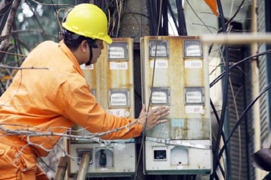 Giá điện chính thức tăng lên 1.720,65 đồng/kWh từ ngày 1.12