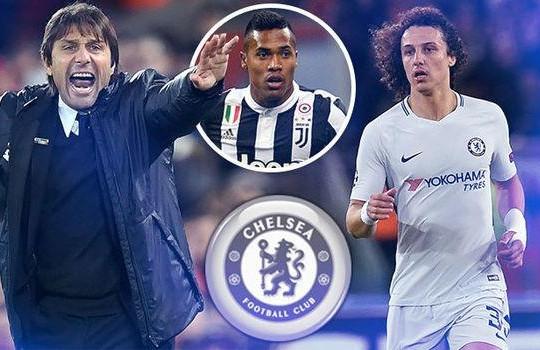 Zinedine Zidane thừa nhận muốn 'giải cứu' David Luiz ra khỏi sự trừng phạt của Bố già Conte