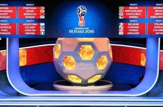 Vòng bảng World Cup 2018: Xin đừng lên gân về bảng tử thần