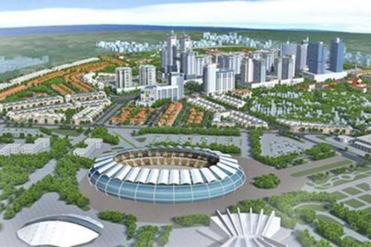 Hà Nội: Quy hoạch đô thị Hòa Lạc với 600.000 dân