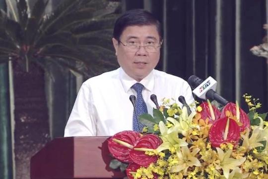 Chủ tịch UBND TP.HCM: 'Chưa thể lập tức hết ngập, hết kẹt xe'