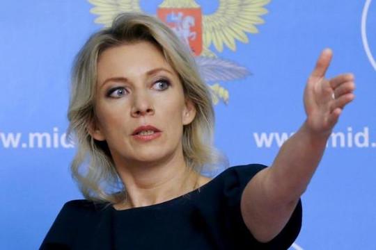 Moscow cáo buộc Mỹ tuyển nhà báo Nga làm gián điệp