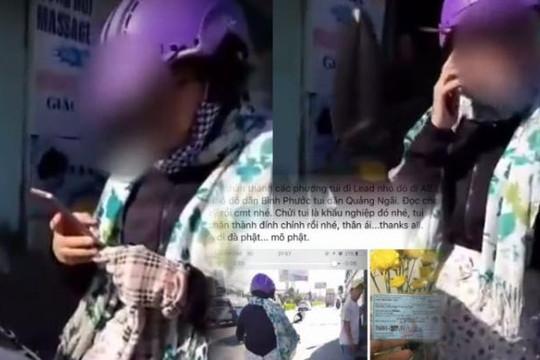 Bị chửi, dọa giết vì nhầm là nữ ninja ngang ngược nhất Việt Nam