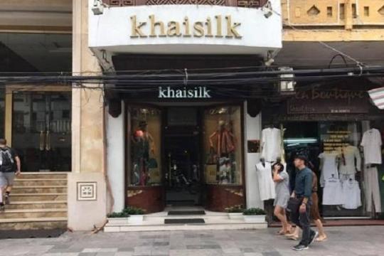 Bộ Công Thương chuyển cơ quan điều tra vụ việc Khaisilk