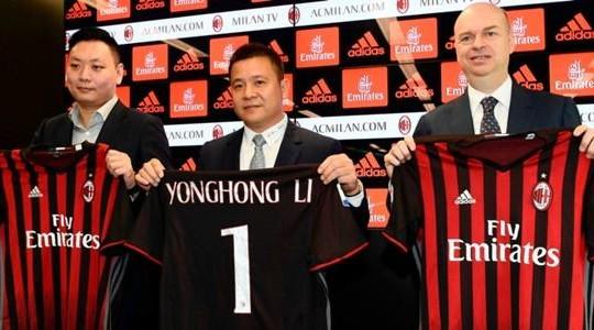 Ông chủ tỷ phú người Trung Quốc của AC Milan bị UEFA điều tra tài chính