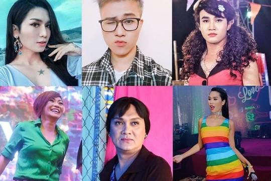6 nghệ sĩ được cộng đồng LGBTIQ Việt yêu thích nhất năm 2017
