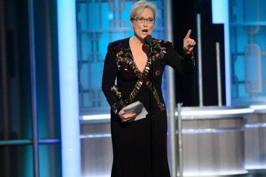 Các sao Hollywood rủ nhau mặc đồ đen phản đối các bê bối lạm dụng tình dục