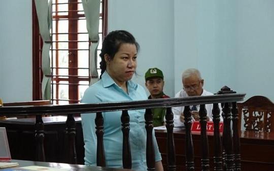 Cần Thơ:  20 năm tù cho nữ kế toán tham ô