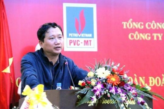 Em trai ông Đinh La Thăng, Trịnh Xuân Thanh bị đề nghị truy tố tội tham ô