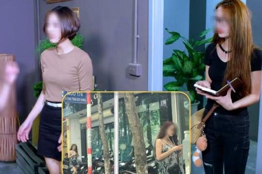 Chân dài đi khách phố Trần Duy Hưng đóng phim ngắn gây sốt YouTube