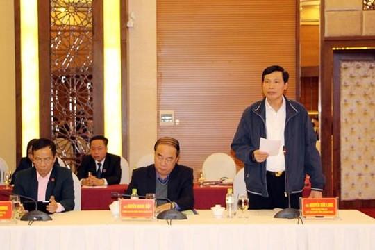 Chánh án Tòa án nhân dân tối cao làm việc với Tòa án nhân dân hai cấp tỉnh Quảng Ninh