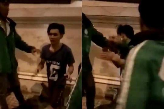 Cướp xe Grabbike và gây tai nạn cho mỹ nữ ở TP.HCM, đạo tặc bị đánh sấp mặt