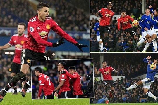 Gặp Rooney, Man Utd chấm dứt chuỗi ngày đen tối