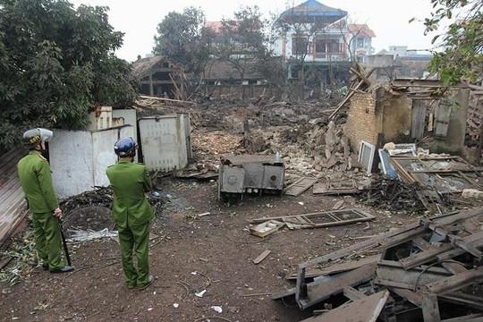 Vụ nổ Bắc Ninh: Phó thủ tướng yêu cầu xử nghiêm vi phạm về quản lý vũ khí